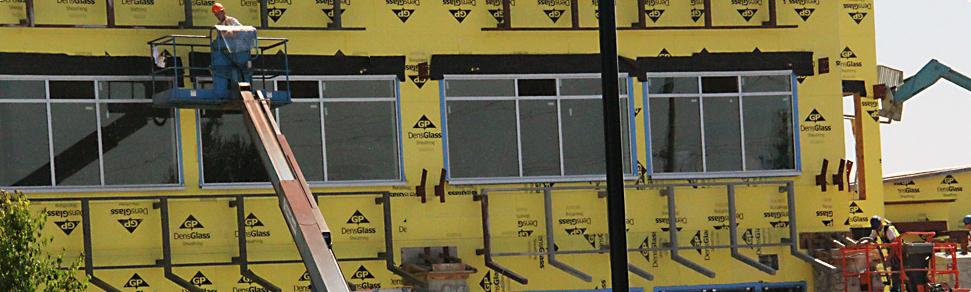 Densglass Gold Panels Lanson S Drywall Services