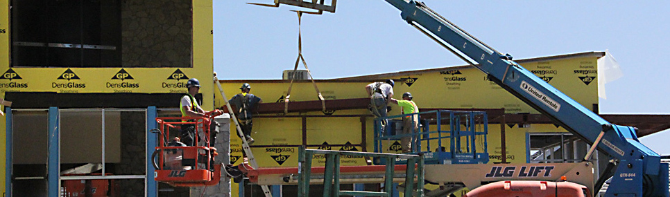 Cranes and safety gear